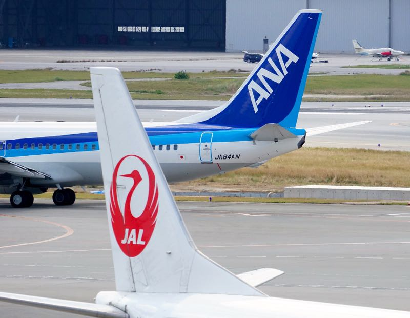 「ANA JAL」の画像検索結果